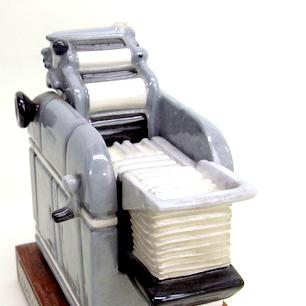 世界に誇る印刷機