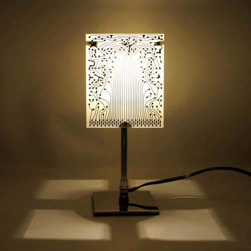 Microcosm Lamp