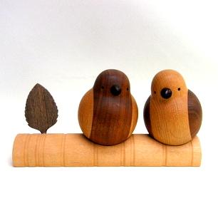 太田久幸まるまる木の鳥