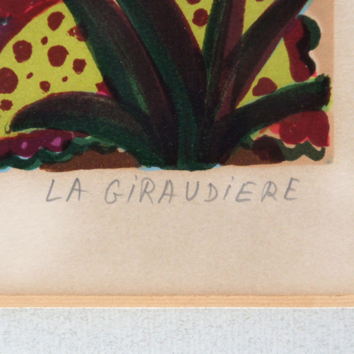 Mady de La Giraudière