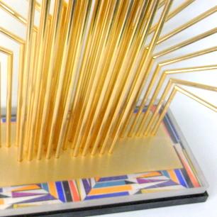 Naim Basson Kinetic Art Sclupture