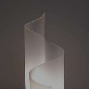 光のドレープ by Magistretti