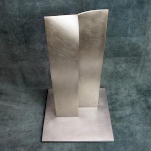 Stainless Metal Abstruct Art Sculpture