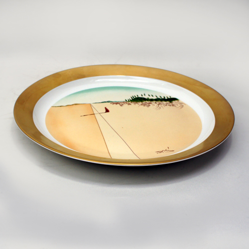 Salvador Dalí「CANTO 1」Limited Plate 1988