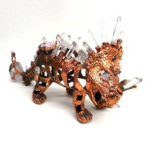 <Triceratops> Art Objet