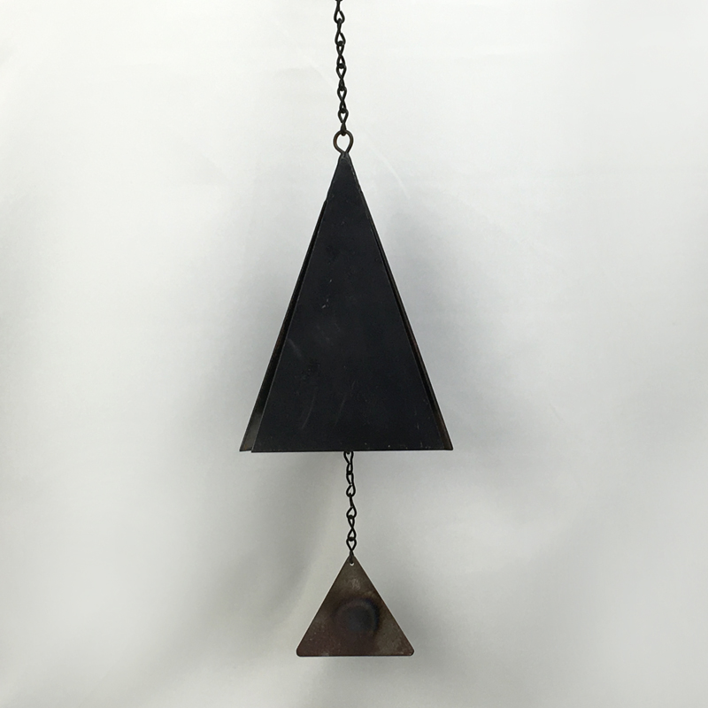 Hand Crafted Pyramid Bell