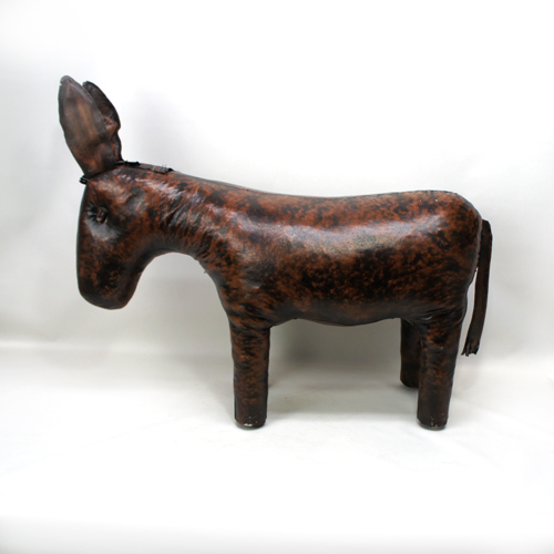 60's Leather Animal by