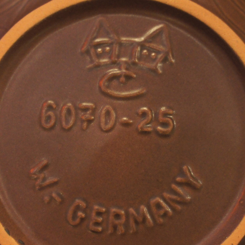West German Pottery<BR>