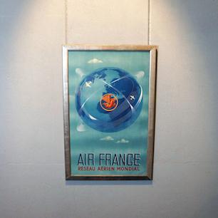 Air France 世界の空を駆ける