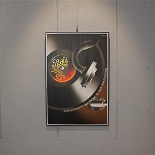 カッサンドルのレコードサウンド