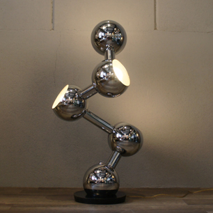 60's U.S Vintage Atomic Design Lamp