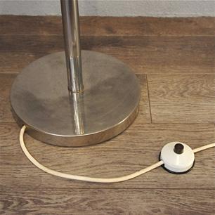 70's Belgium Midcentury Design Floor Lamp