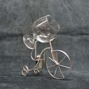 おとな限定の三輪車