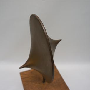 Abstract Brass Art Sculpture