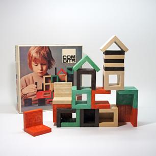 四角の視覚 キュートなキューブ