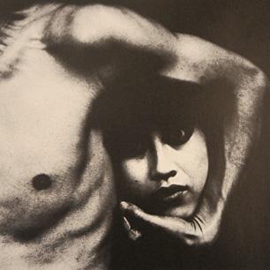 1989年開催「写真・細江英公の世界 1951-1988」B全ポスター