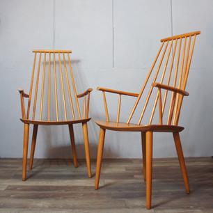 デンマークの生活向上を担った椅子