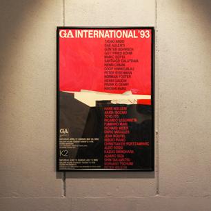 豪華建築家ずらり!「GA INTERNATIONAL'93」