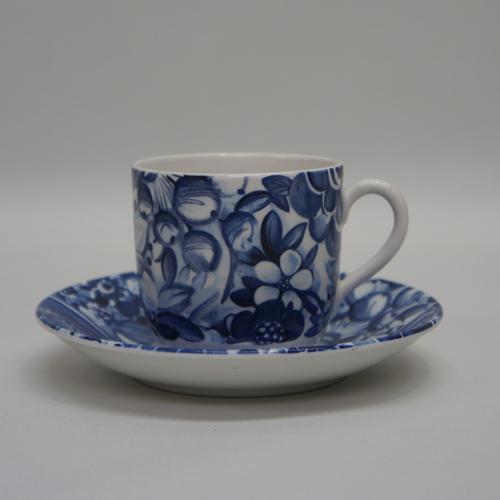 スウェーデンの青い花