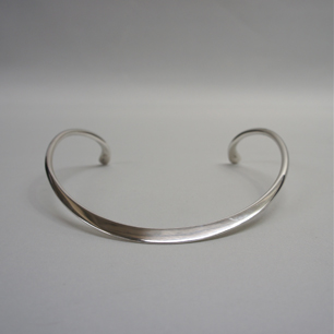 Denmark Georg Jensen  # A10 Neck Ring