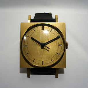 GOLD PFEILのClock !?