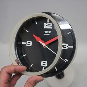 80's Italian Design Gooseneck Clock