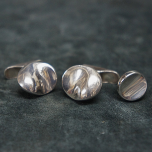Scandinavian Silversmith「HANS HANSEN」.1