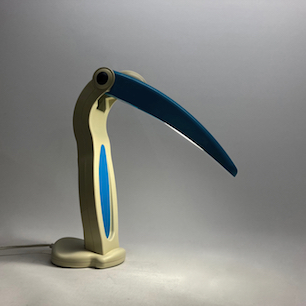 80's Postmodern Style Pelican? TOUCAN Desk Lamp