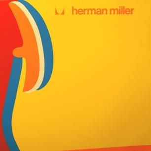 Herman Miller x Kevi Chair の共演