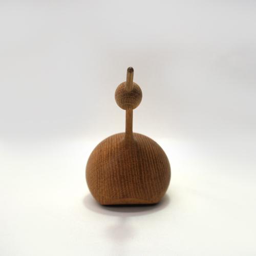 太田久幸 HISA-CRAFT <BR>1970年代 初期作品 ゆれる鳥