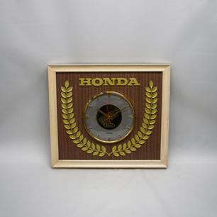 60's HONDA 二輪特約店用 パネル時計