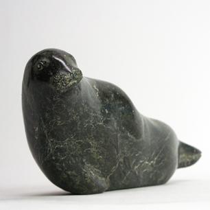 INUIT/ESKIMO Soapstone Art Sculpture