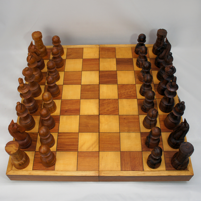 The Giant Chess Set