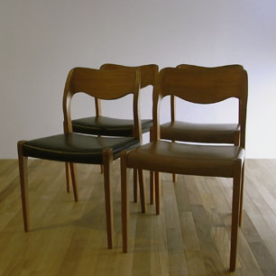 The Danish Standard Chairs -その2