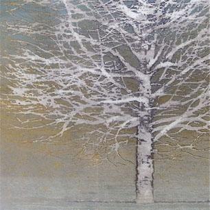 樹の木版画家「星襄一」