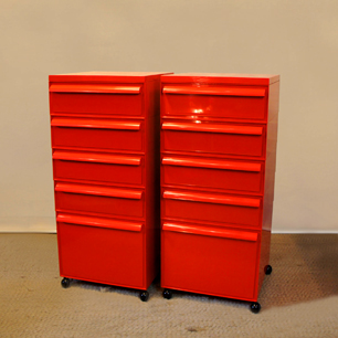Italian Red Drawer
