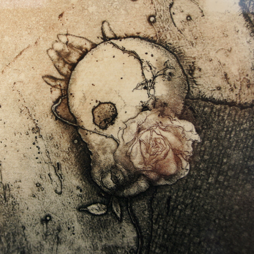 浅野勝美 銅版画