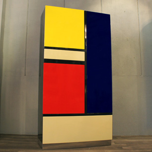 Mondrian Art Furniture