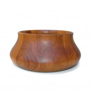 Teak Bowl by Henning Koppel for Scanform