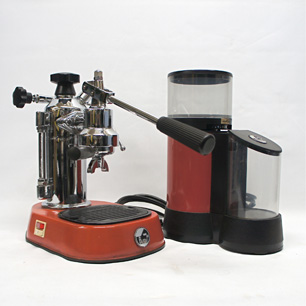"The Coffee Machine ""La Pavoni"""