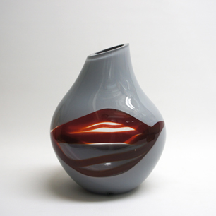 リヴィオ・セグーソ 唇の花瓶