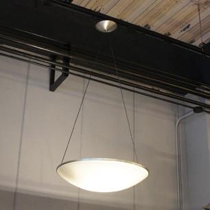 Luceplan「宙に浮く光の器」