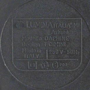 80's LUMINA ITALIA
