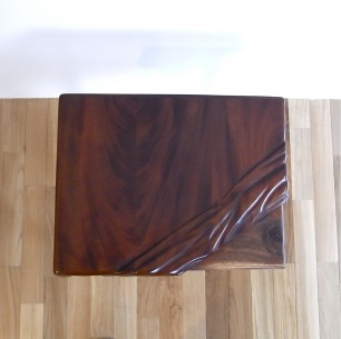 Mahogany Hand Carving Craft Art Table