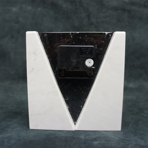 Germany Postmodern Marble Clock-S