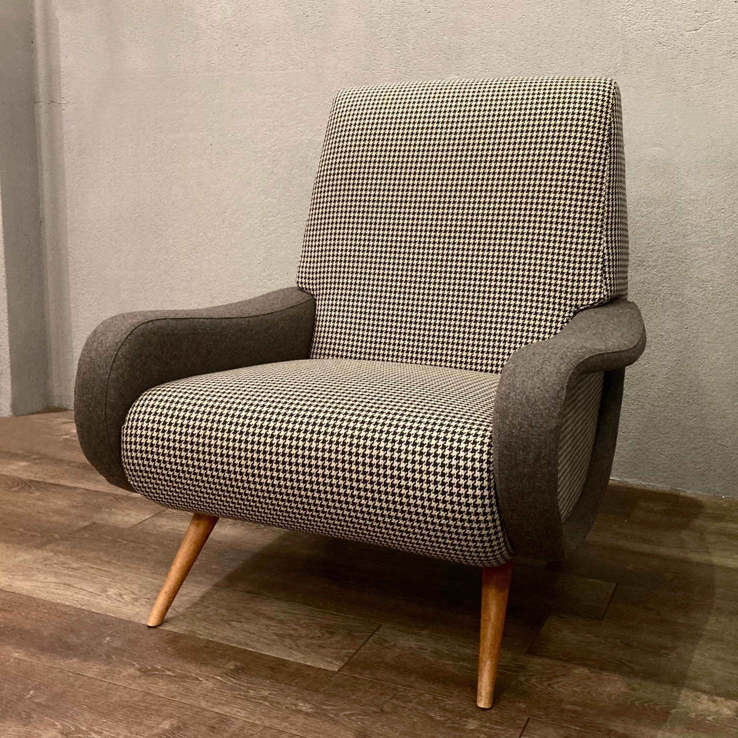 1950's Italy Lounge Chair <Inspired