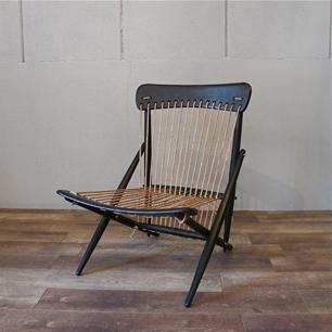 50年代 マルニ木工「ロープチェア」