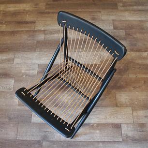 50's マルニ木工 「ロープチェア」 初期モデル