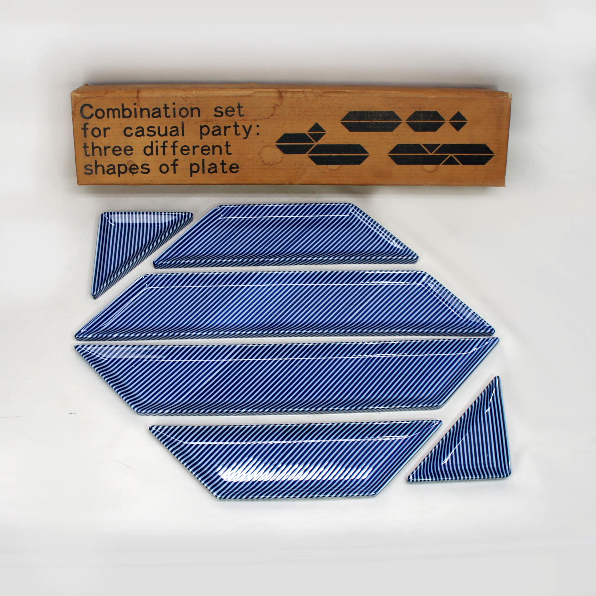 白山陶器 森正洋のタングラム