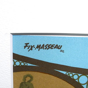 F.Masseau Orient Express